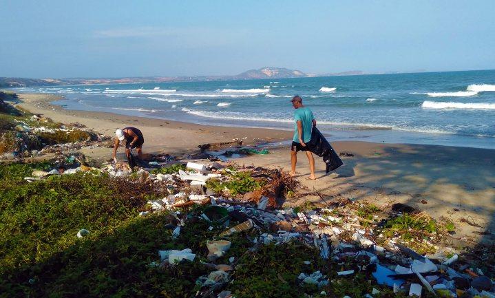 World Oceans Day - doe iets aan plasticvervuiling