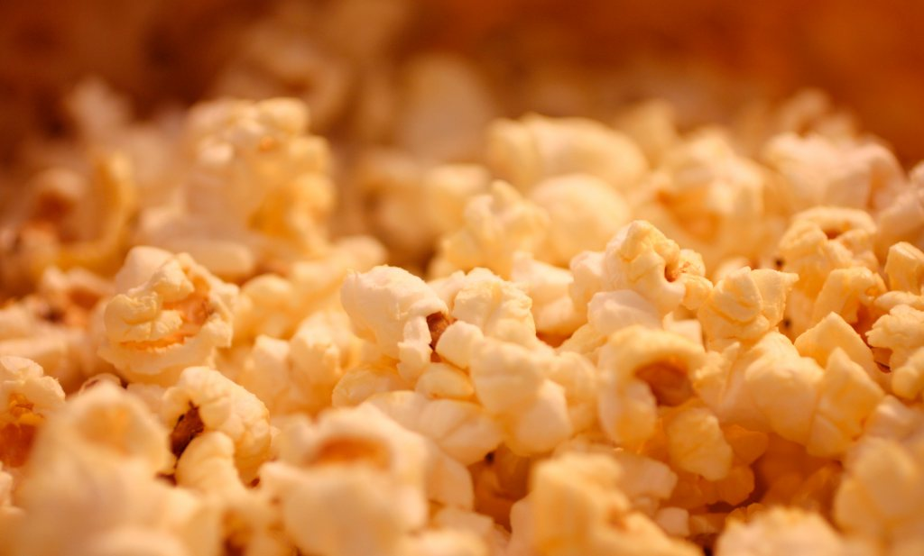 Ook de popcornkraam in de bioscoop is horeca