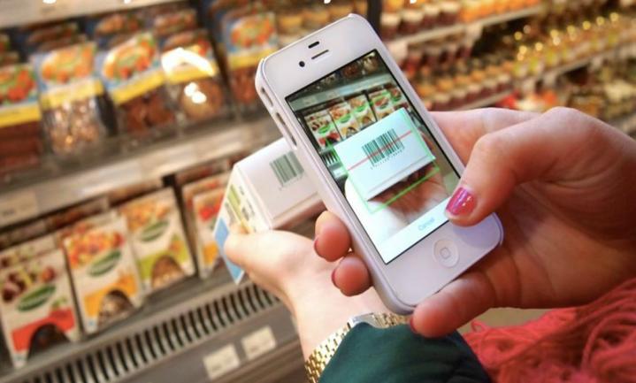 Questionmark kleurt supermarkt alvast rood