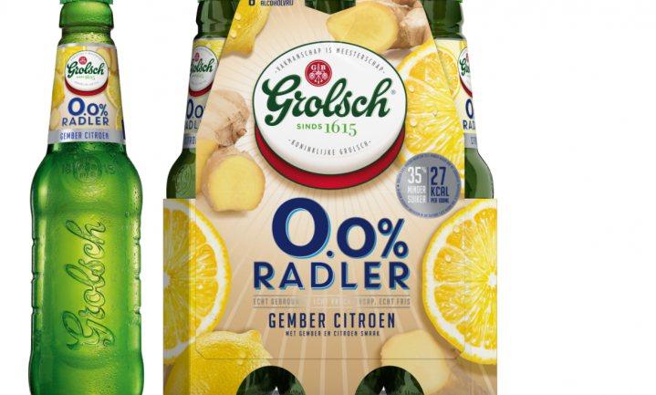 AH biedt populaire sauzen met en zonder suiker, Grolsch doet dat met Radler