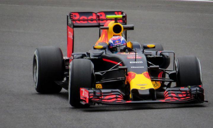 Lidl sponsort F1 Red Bull-team