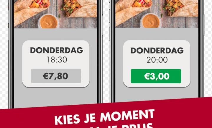 Zelf de prijs bepalen van je biefstuk