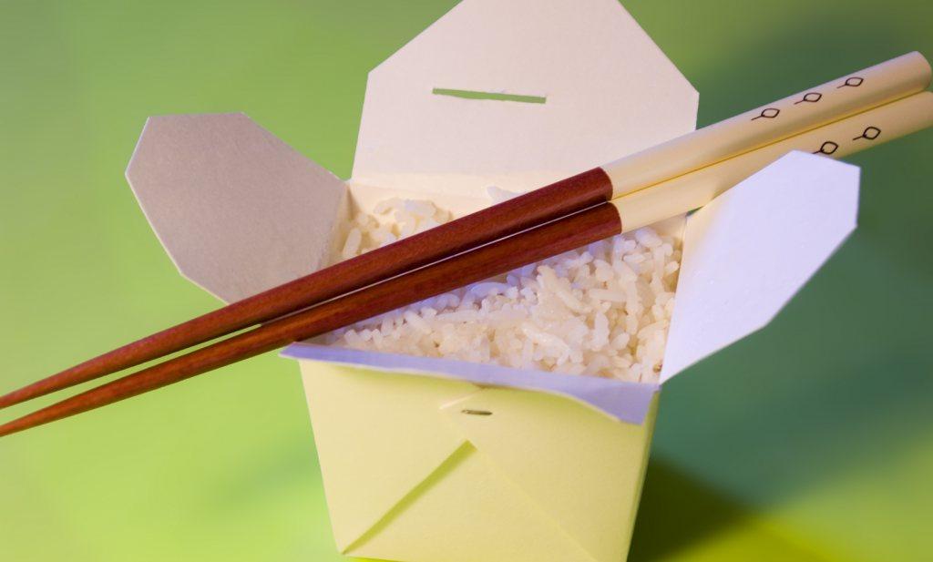 Rijst met stokjes heeft een lagere glycemische index