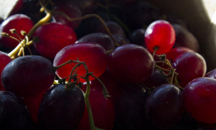 Blauwe druiven helpen tegen leververvetting