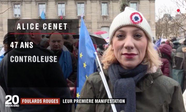 De westerse democratie vindt zich opnieuw uit in Frankrijk