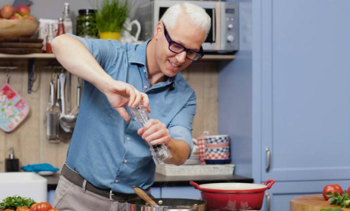 Kookprogramma's maken dik
