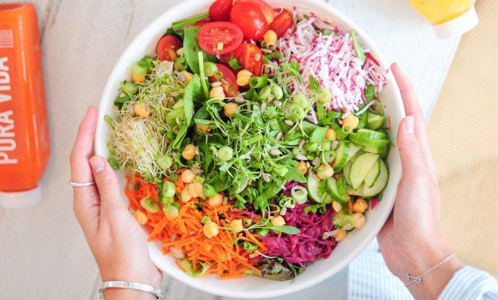'Vegetariërs vertonen minder tekens van ziekte dan vleeseters'