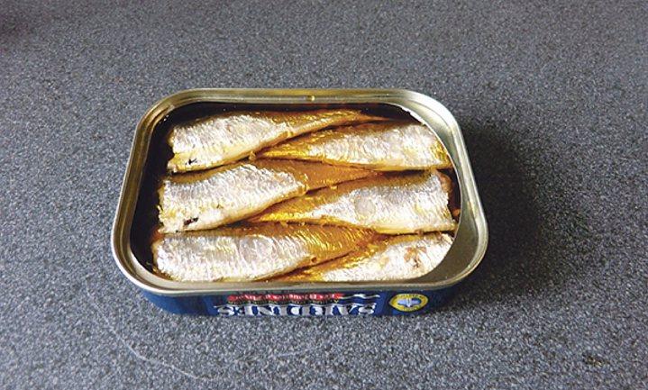 Culinair ontdekt: Sardines