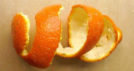 Lekker gierig: hergebruik je citrusschil