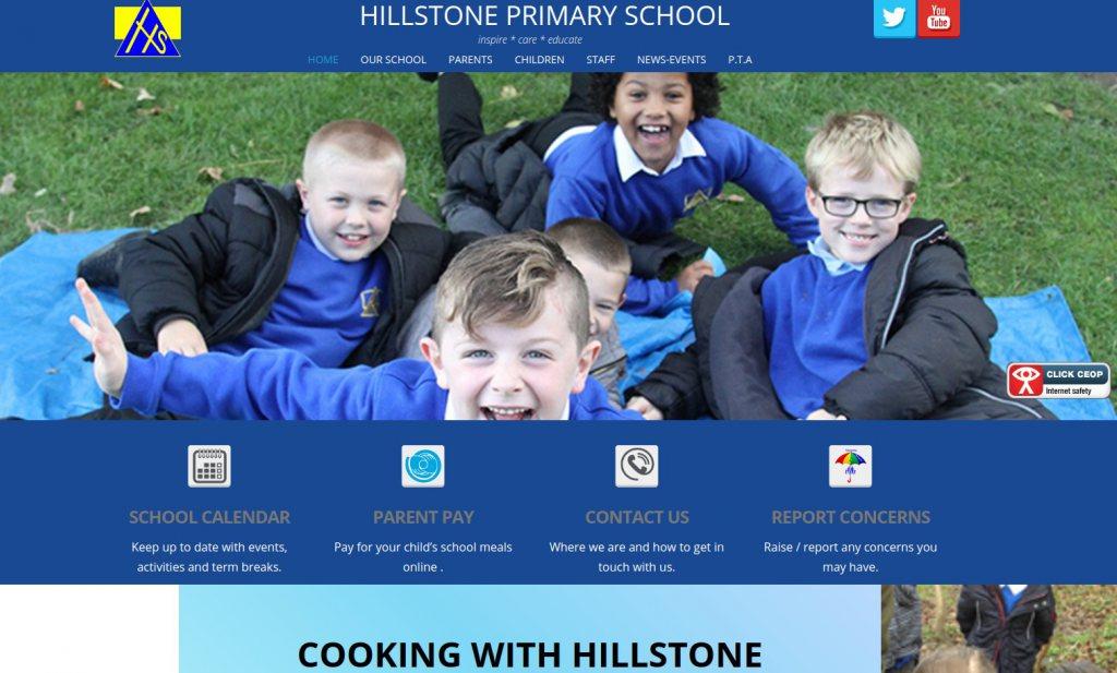 Britse school start verkoop maaltijdboxen