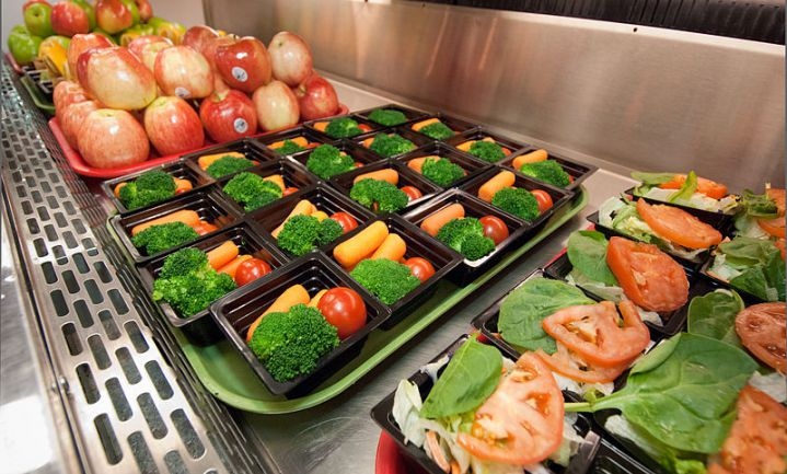 'Jamie Oliver-schoolmaaltijd maakt kinderen dikker'