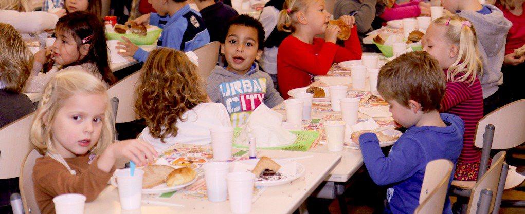 Nationaal Schoolontbijt: lesje merken kopen?