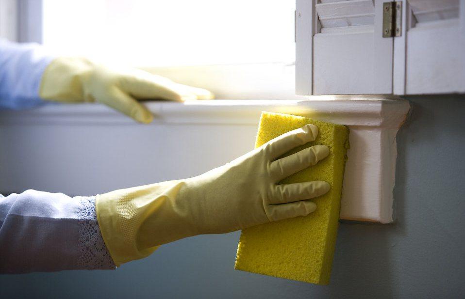 Lamp in de keuken doodt bacterien