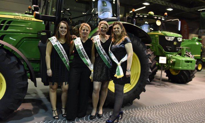 Schoonste Boerin van Vlaanderen zonder badpak