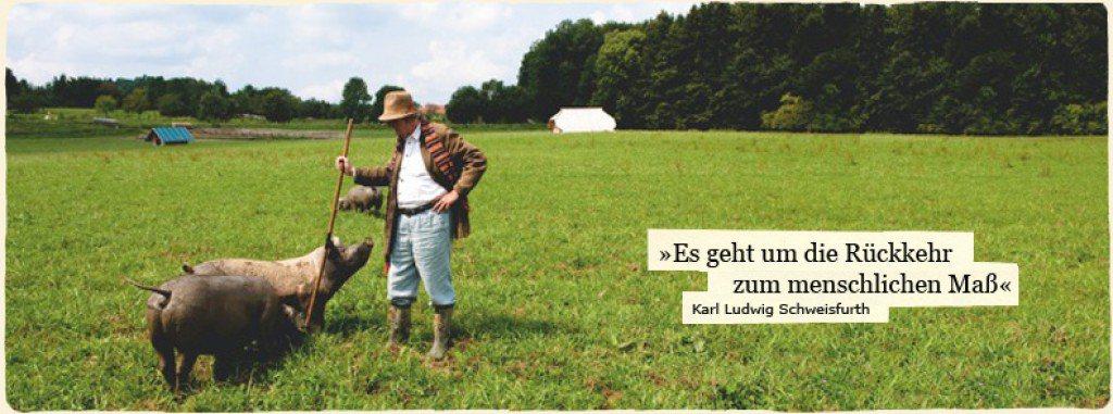 Van worstkoning tot pionier ecologische landbouw