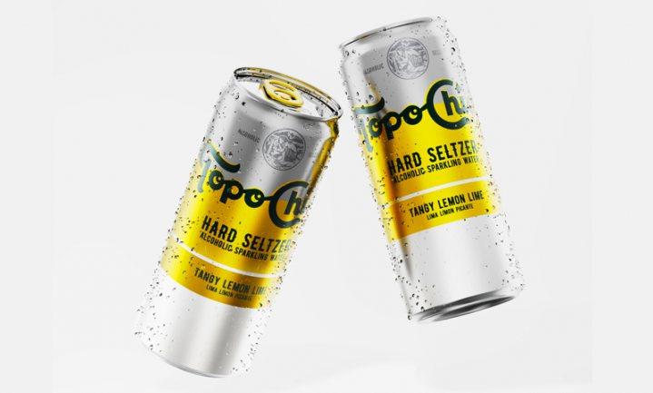 Gearomatiseerd bruiswater met alcohol alternatief voor teruglopende verkopen frisdrank en bier