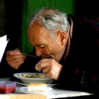 'Meneer Zuurbier' loopt meeste risico op ondervoeding