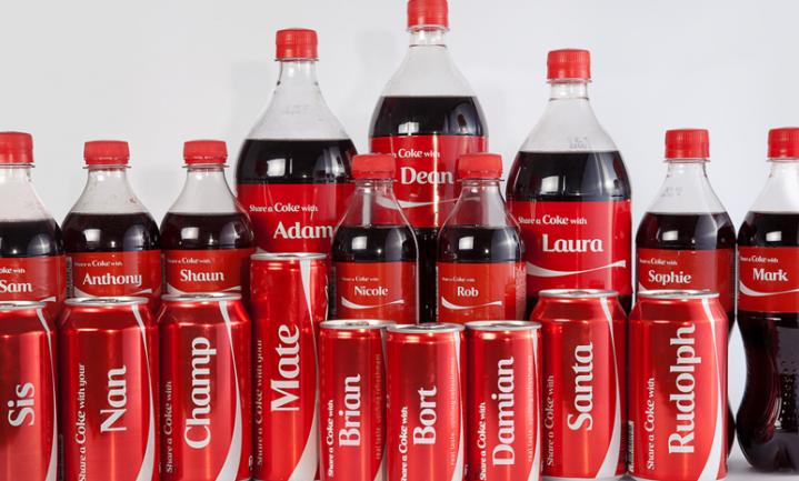 Coca-Cola wordt helemaal sociaal