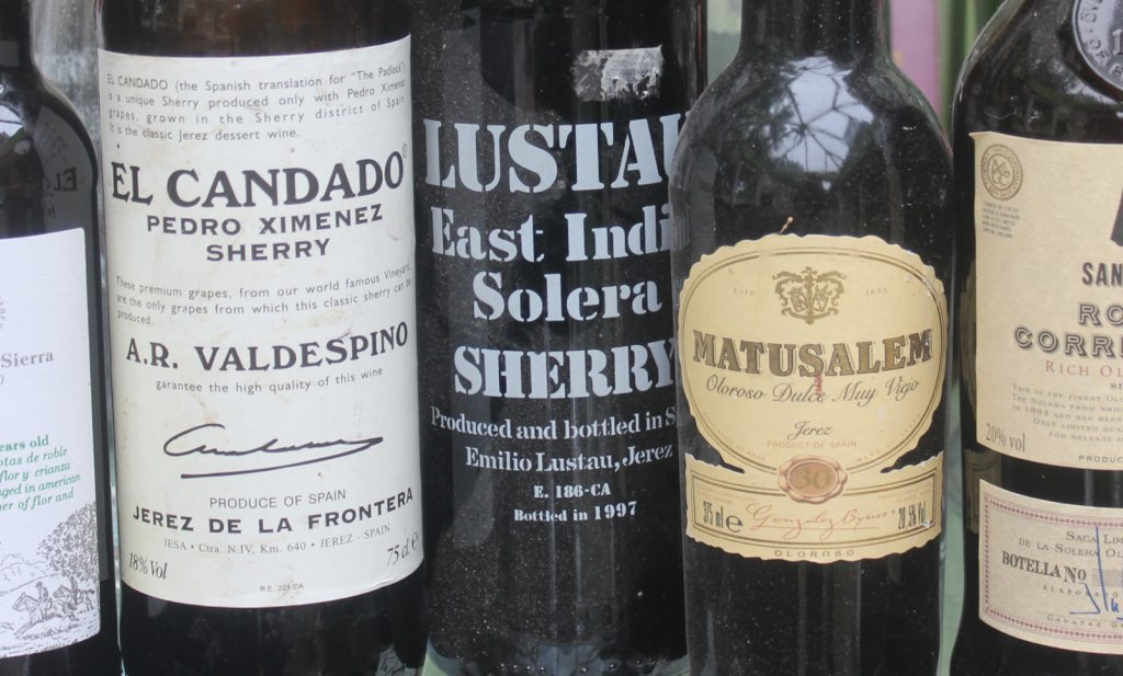 Sherry, a drink for all seasons