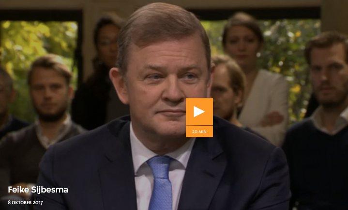 Topman DSM begrijpt politici, maar vindt dat klimaatverandering sneller aangepakt moet worden