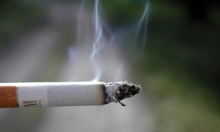 Seks of sigaretten