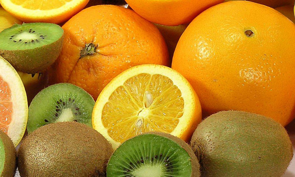 Na zwaar tafelen veel groente en fruit eten