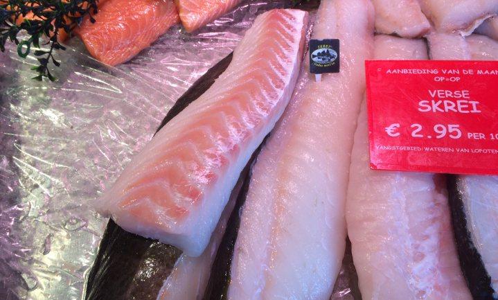 Nederlandse vishandelaren weten niet veel van skrei en kletsen er soms op los