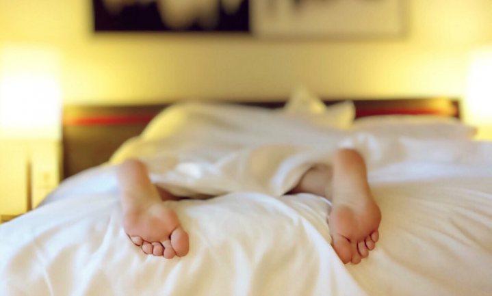Slecht slapen door luchtvervuiling