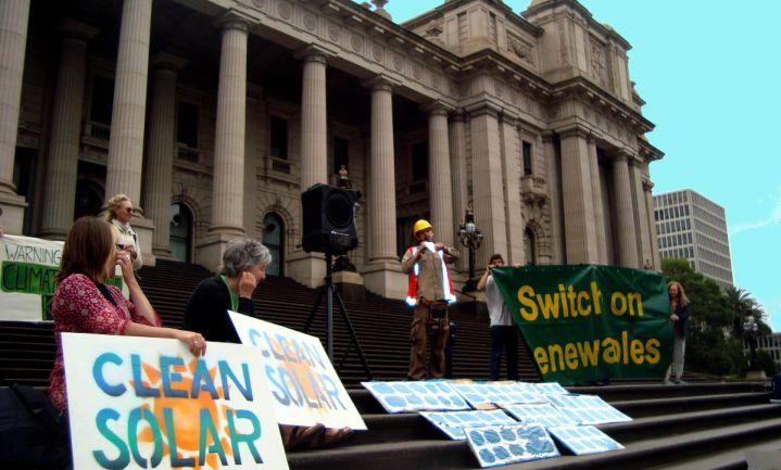 Australiërs vinden klimaatverandering individuele verantwoordelijkheid