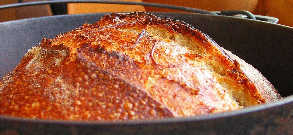 Britten zetten zuurdesembrood in het zonnetje