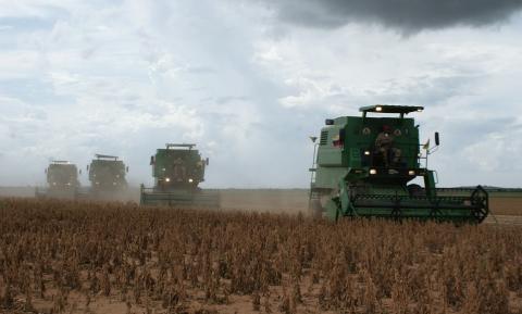 70% van alle boerenland in handen van 1% agrarische bedrijven