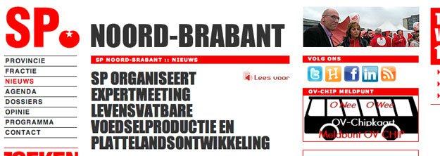 De toekomst van de Brabantse landbouw