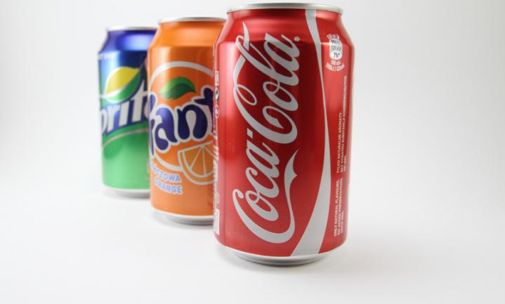 Suikervrije Sprite nog geen recept voor regular Coke