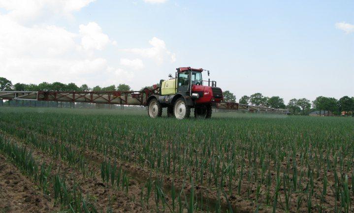 Afzet chemische gewasbeschermingsmiddelen met 11,2% gedaald