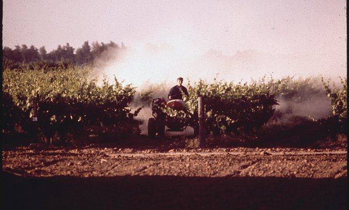 Frankrijk: doodslag door pesticidengebruik inzet strafzaak