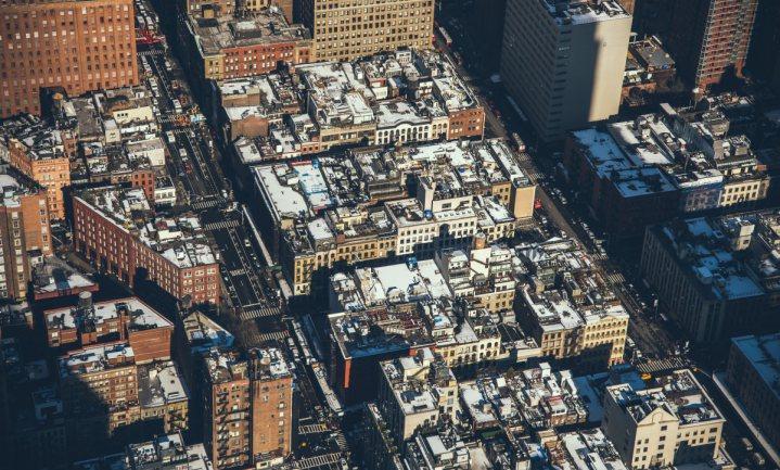 Google View spot met kunstmatige intelligentie dikmakende omgeving