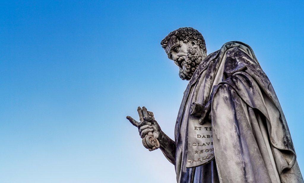 De eerste priester was een boer en hij schiep de vrije wil