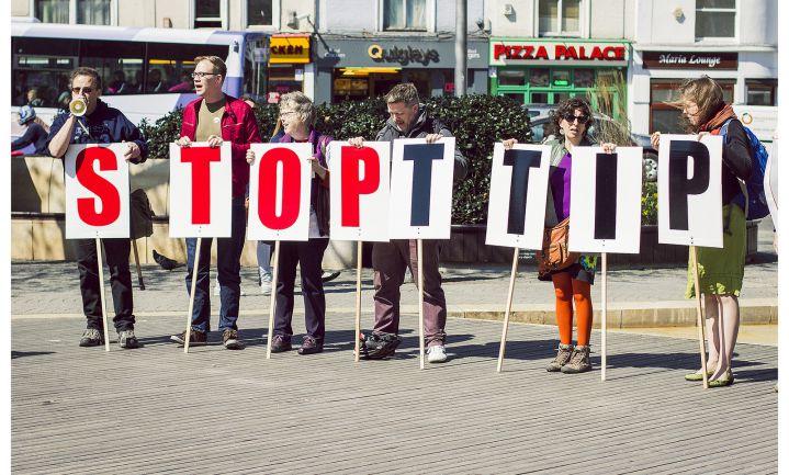 Frankrijk wil TTIP-onderhandelingen opschorten
