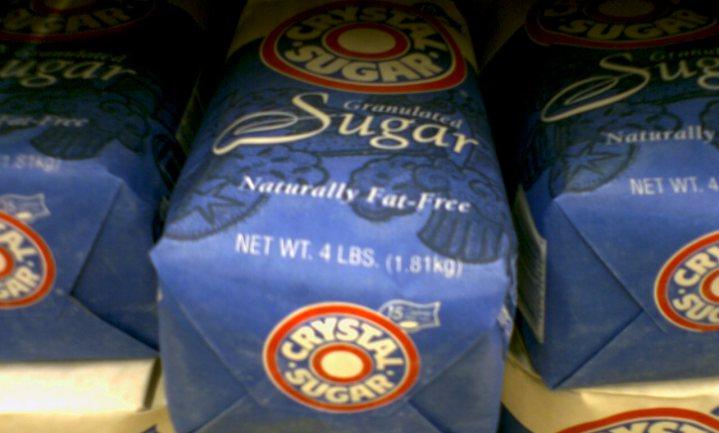 Vet & suiker