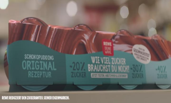 Duitse super laat consument bepalen hoe zoet het toetje moet