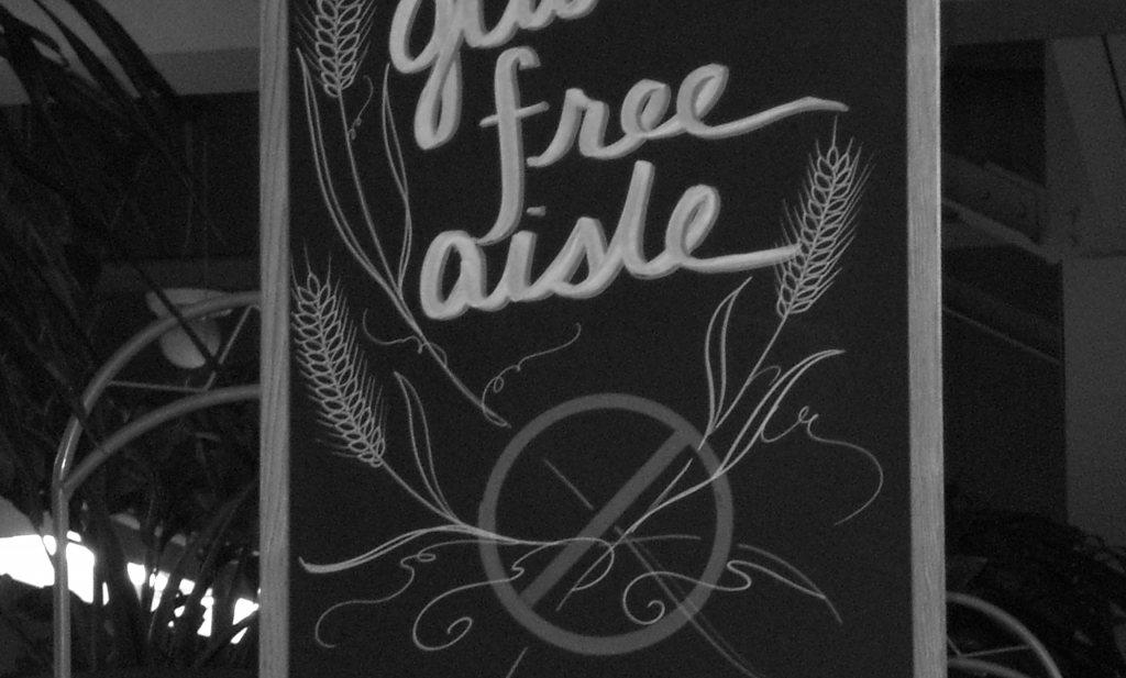 Glutenvrije verkopen met 63% gestegen in de VS