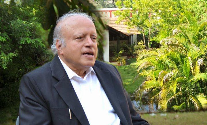 De permanente groene revolutie van Swaminathan