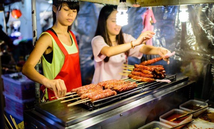 FDA Taiwan speurt naar als lam vermomd varkensvlees