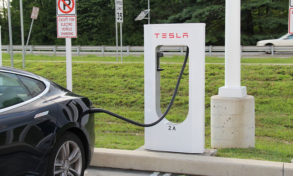 Elektrische auto's zijn zo schoon als de stroom groen is