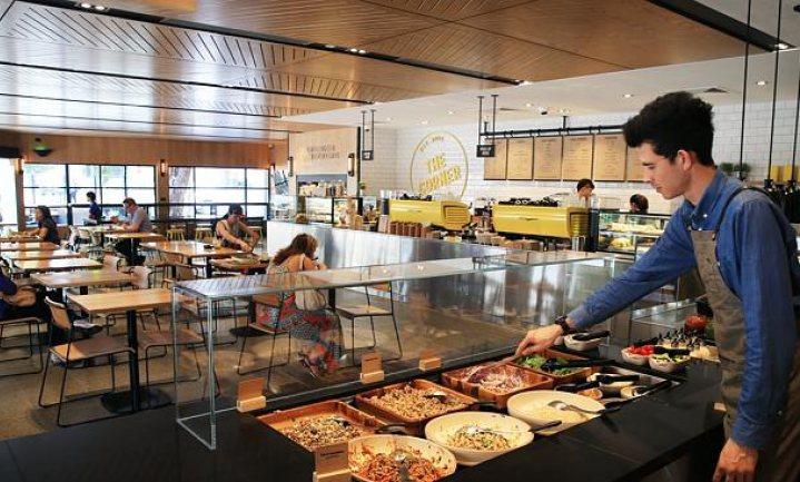 McDonald's vermomt zich als hipstercafé in Sydney