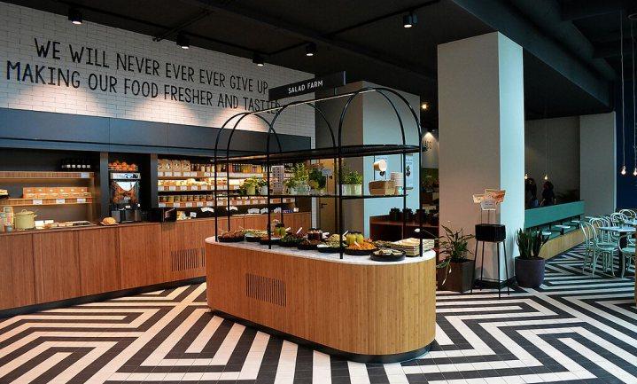 Delhaize gaat in restaurants en Foodmaker valt bedrijfscateraars aan