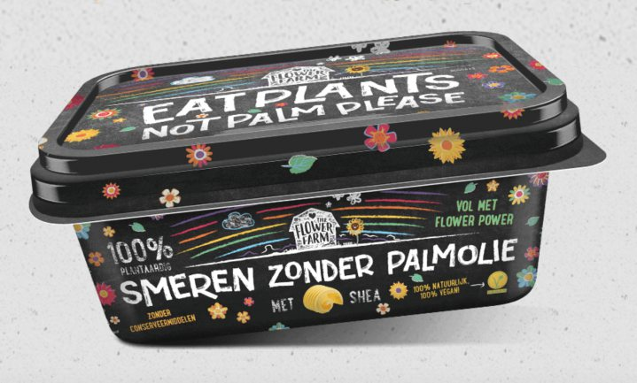 Palmolievrije margarine speelt in op werkelijkheidsbeeld van de consument
