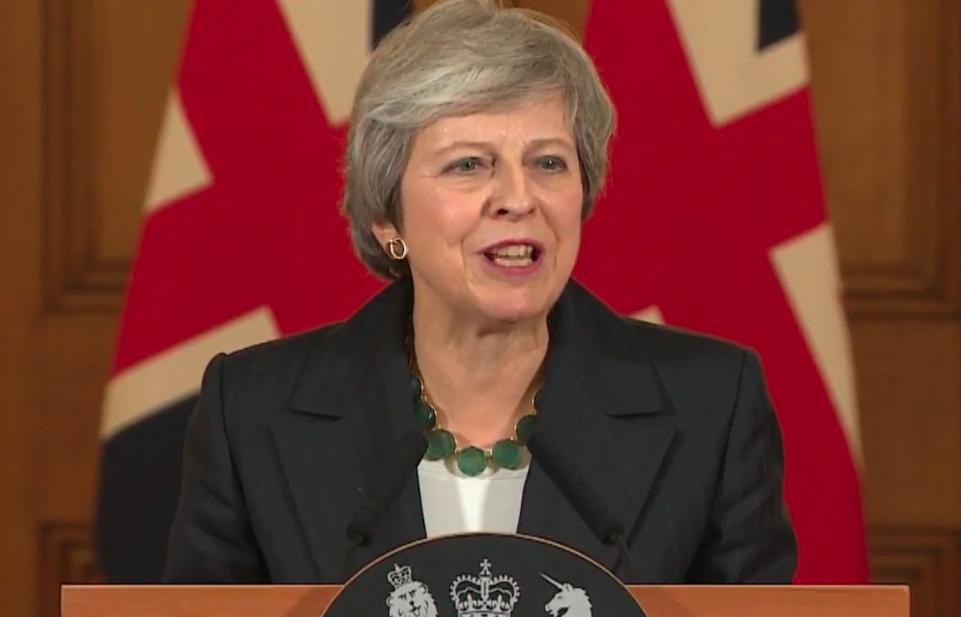Akkoord over politieke verklaring bij brexitdeal