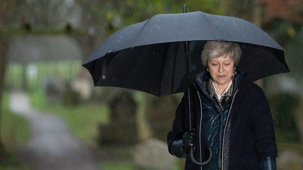 May's brexit opnieuw verpletterend verslagen door parlement