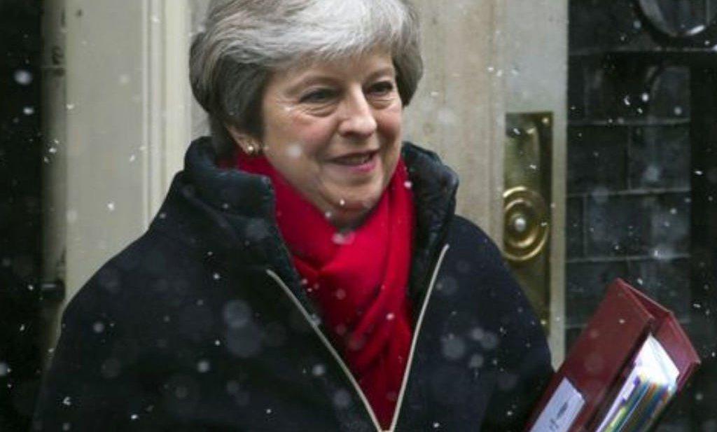 Nederlandse parlement gunt Britten alvast oneindige terugkeer